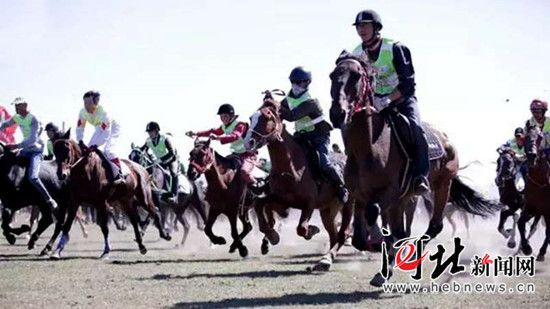 Manchu sports festival comes to Hebei